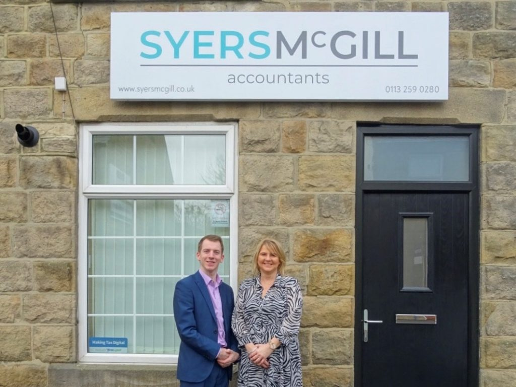Syers McGill Local Accountants Horsforth